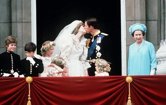 Diana and Charles were married in a lavish ceremony in 1981. Photo: Getty Images