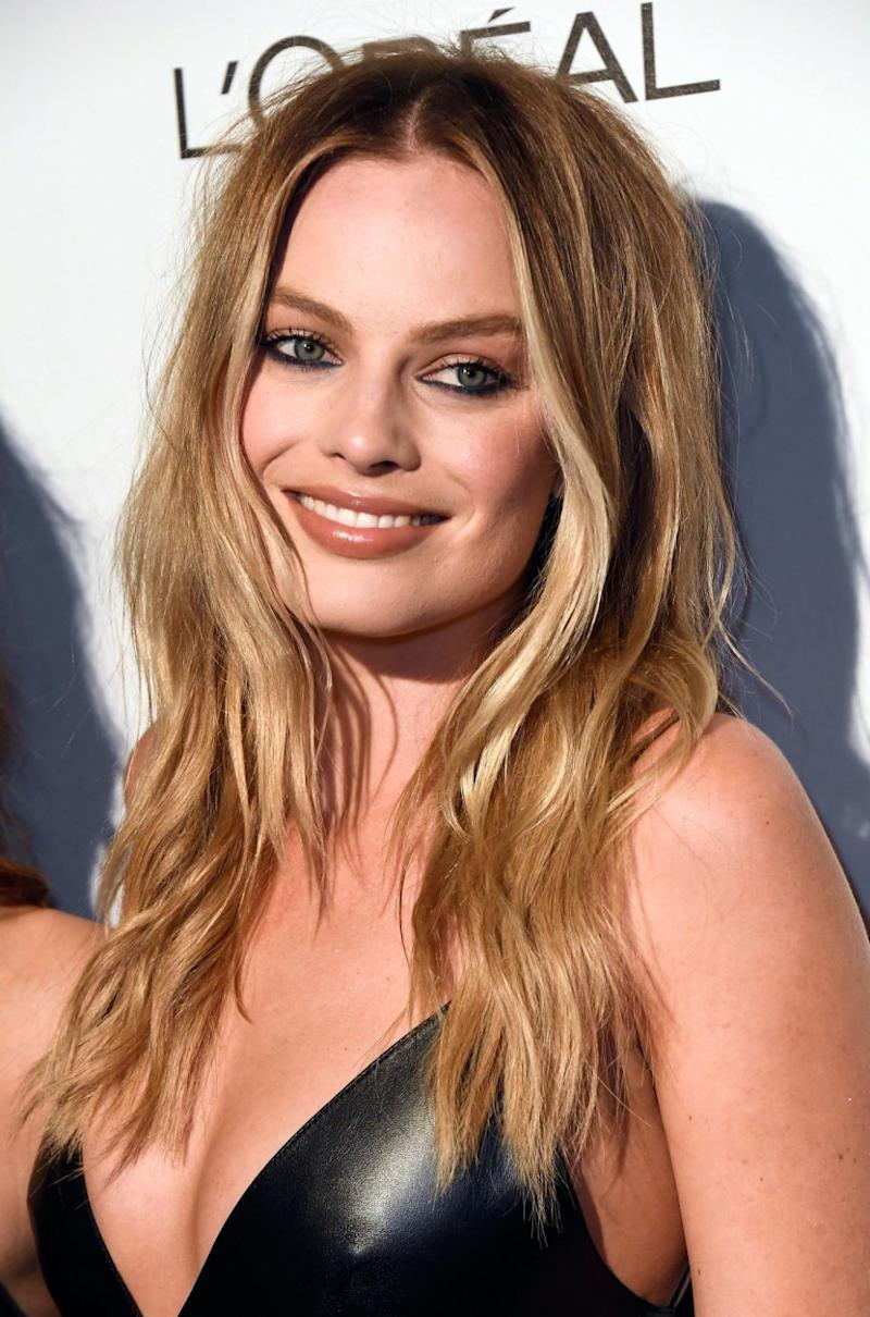 We usually see Margot looking glam on the red carpet. Source: Getty