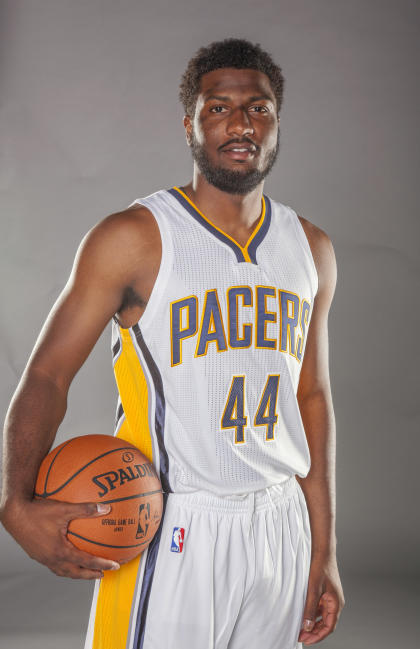 This is Solomon Hill. You might be seeing a lot of him this season. (Trevor Ruszkowski-USA TODAY Sports)