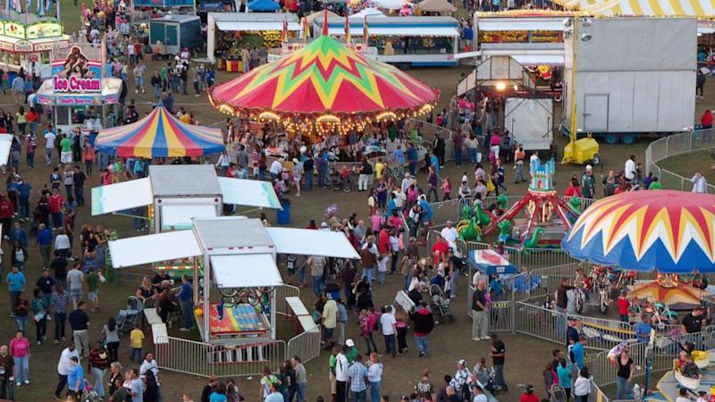 10-year-old dies after being ejected from festival ride