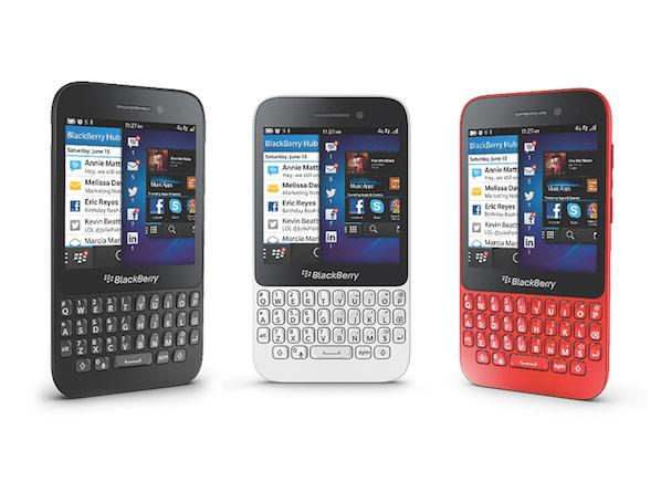 BlackBerry updates the Z10 with better cursor control, HDR setting