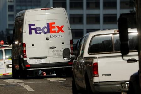 FedEx will not renew ground contract with Amazon
