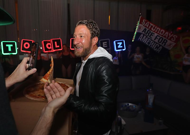 ATLANTIC CITY, NJ – MAY 11: David Portnoy of Barstool Sports hosts The Pool After Dark at Harrah's Resort on Saturday May 11, 2019 in Atlantic City, New Jersey. (Photo by Tom Briglia/ Getty Images)