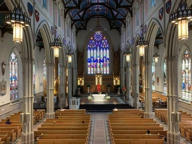 St. Michael's Cathedral Basilica/Facebook