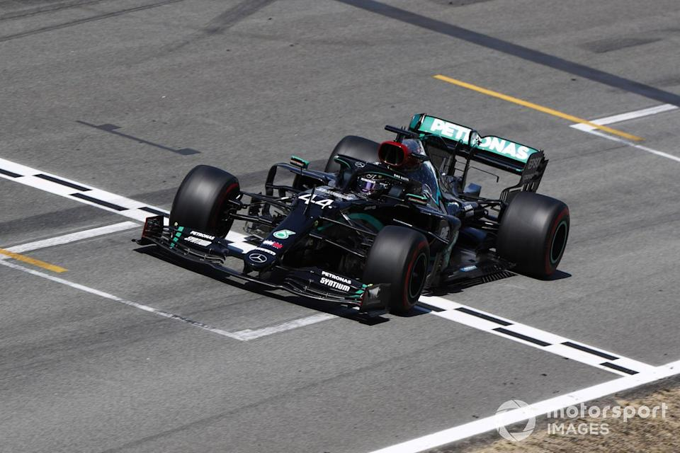 "2020: Lewis Hamilton, Mercedes F1 W11 EQ Performance<span class=""copyright"">Steven Tee / Motorsport Images</span>"