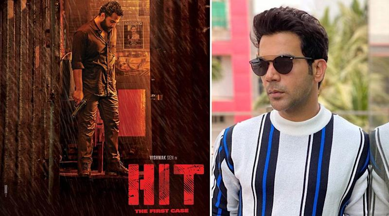 Confirmed! Rajkummar Rao to Star in the Hindi Remake of the Telugu Mystery Thriller 'Hit The First Case'
