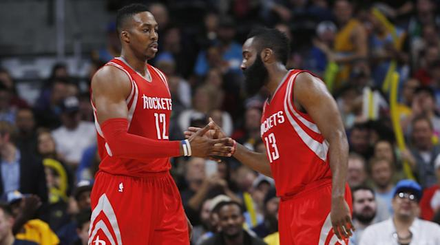 Dwight Howard on Rift With Kobe and Harden: 'I Should Have Communicated Better'