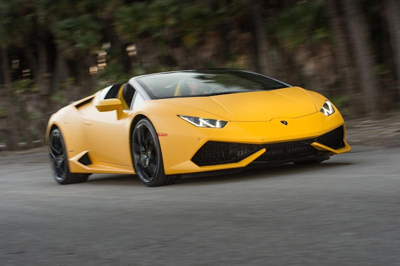 Why The Best Lamborghini Huracan Is The One Without A Top