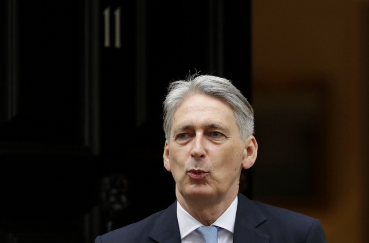 Chancellor Philip Hammond said there should be no change to immigration rules after Brexit (PA)
