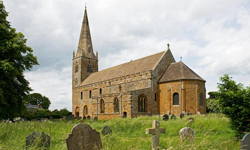 All Saints Church, Brixworth.