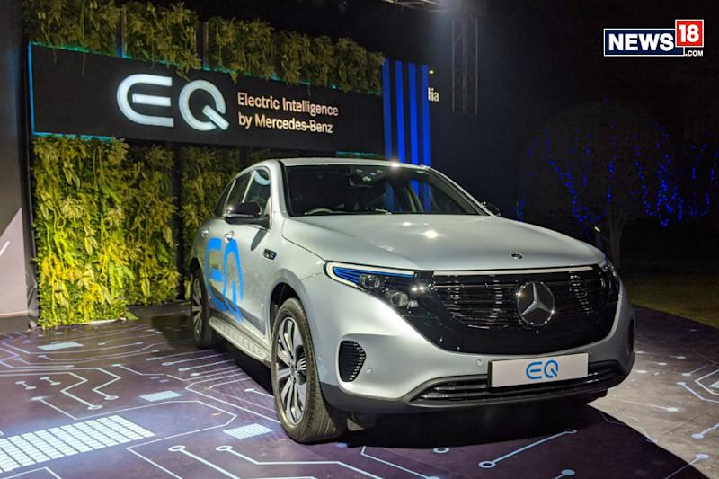 Mercedes-Benz Launches EQ Electric Vehicle Brand in India With Focus on Sustainability