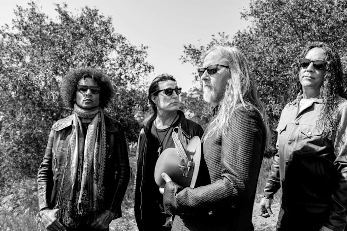 Alice in Chains, photo by Pamela Littky