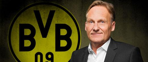 "BVB-Boss Watzke: ""Minimum eine Milliarde wert"""