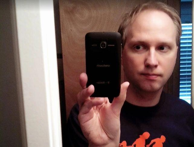 On websites, Nathan Larson, 37, has advocated for rape, pedophilia, incest and kidnapping. (Photo: Nathan Larson)