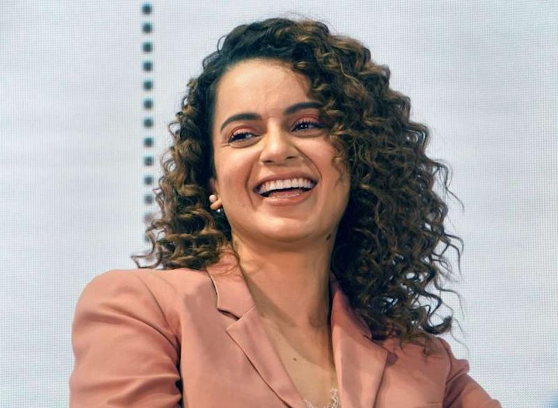 PADMA SHRI for actress Kangana Ranaut for her contribution to cinema!