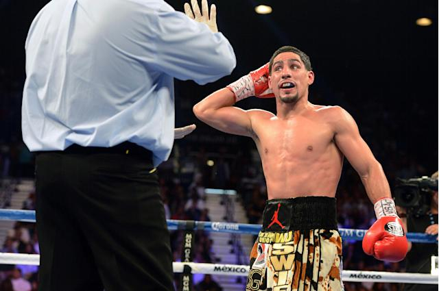 Why Danny Garcia isn't worried about a letdown