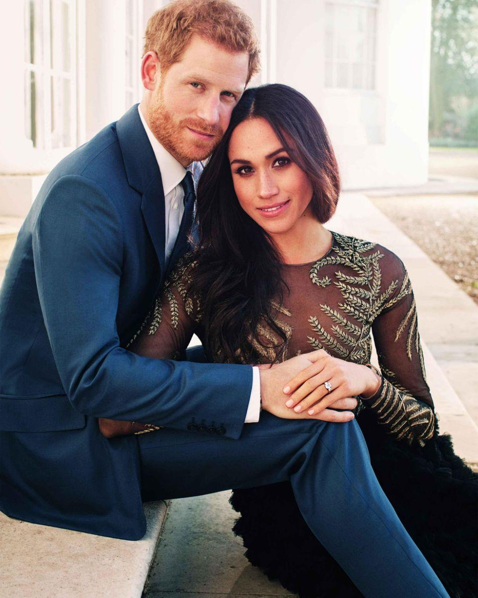 A psychic has said Harry and Meghan won't last. Photo: Getty