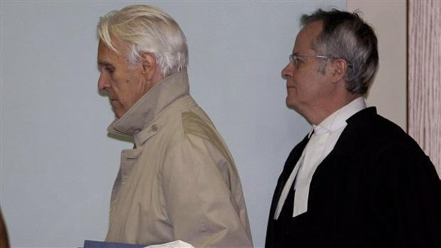 Former Quebec Superior Court judge Jacques Delisle has been denied bail while seeking to appeal his conviction for murdering his wife.