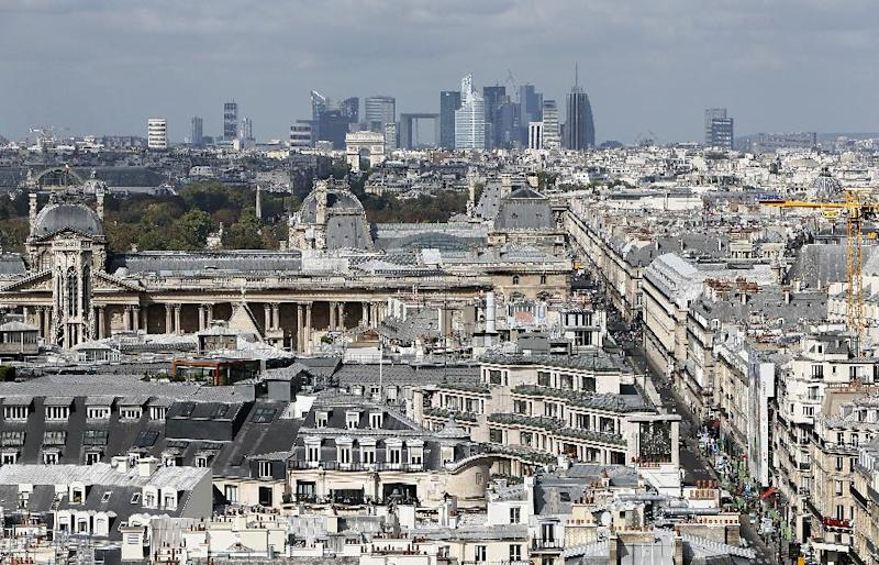 France is projecting gross domestic product (GDP) growth of around 1% in 2015 and 1.5% next year