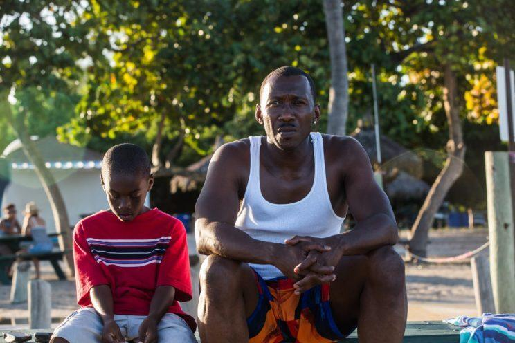 Moonlight… may not get its release in China – Credit: A24