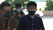 Hong Kong activists including Joshua Wong in custody after guilty protest plea