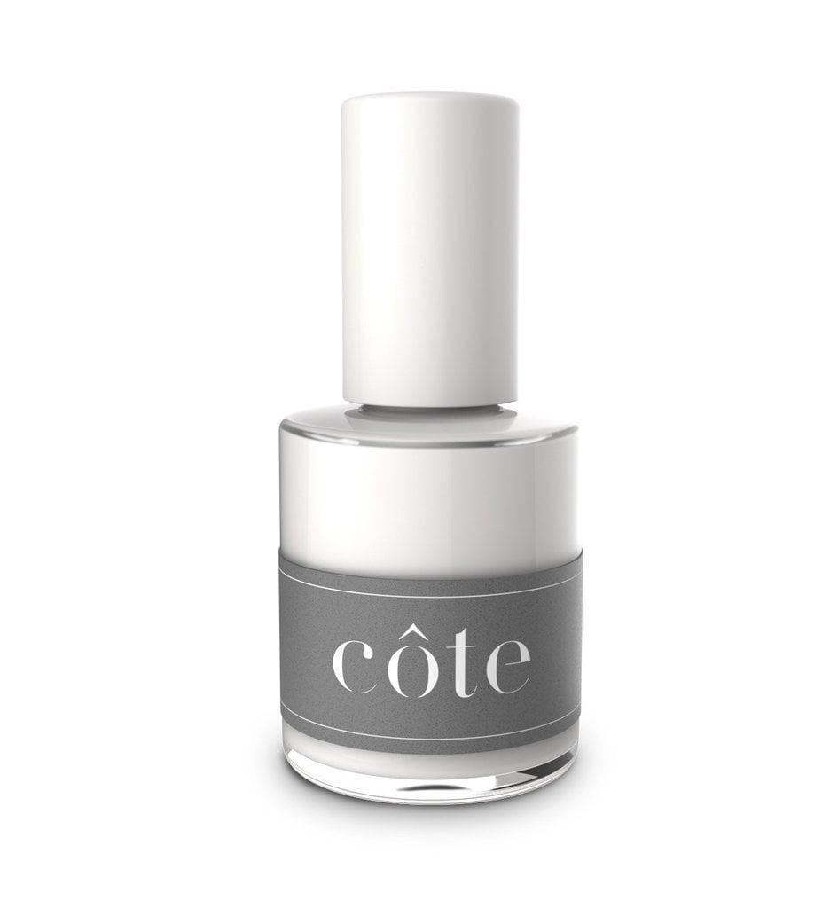 <p>On the outside, you come off as chill and easy-going but on the inside, you're also very intuitive and passionate. A crisp white color like the <span>Cote No. 2 Nail Polish</span> ($18) will make you feel most like yourself.</p>