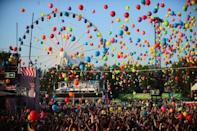 <p>The festival set in Budapest, Hungary is one of the largest and longest festivals in Europe as it goes on for a mammoth seven days! We don't quite know if we could be in the party mood for seven days straight. <i>[Photo: Sziget Festival]</i></p>