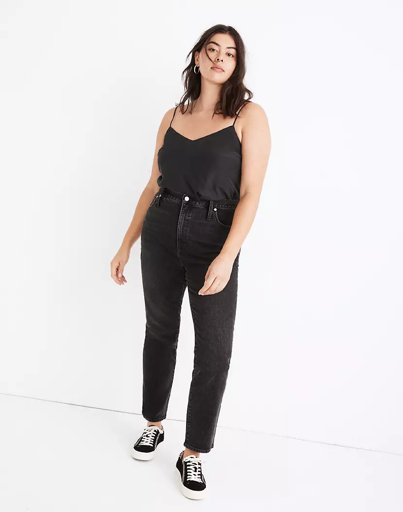 "<br><br><strong>Madewell</strong> Slim Demi-Boot Jeans, $, available at <a href=""https://go.skimresources.com/?id=30283X879131&url=https%3A%2F%2Fwww.madewell.com%2Fslim-demi-boot-jeans-in-barnsbury-wash-MB447.html"" rel=""nofollow noopener"" target=""_blank"" data-ylk=""slk:Madewell"" class=""link rapid-noclick-resp"">Madewell</a>"