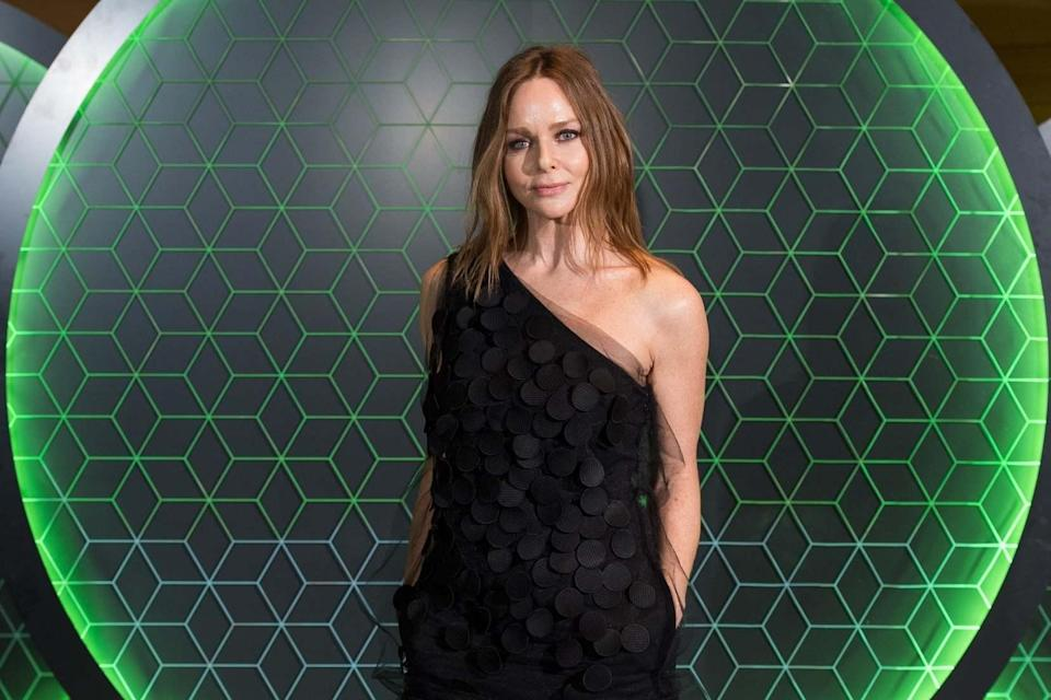 <p>Stella McCartney</p> (Getty Images)