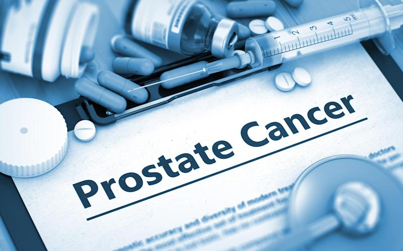Prostate cancer cases have surged past breast cancer - © Illia Uriadnikov / Alamy Stock Photo