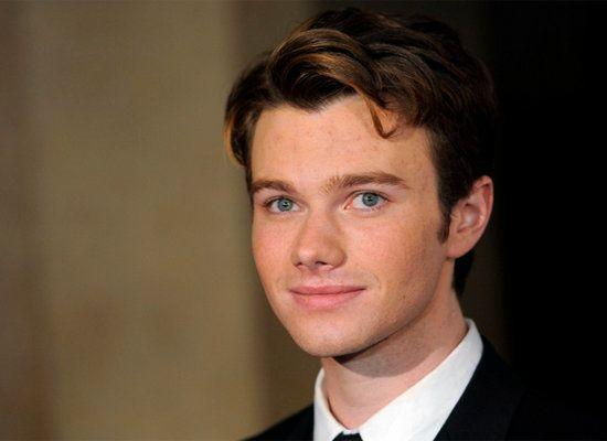 """I was very tiny... I spent most of my time stuffed into lockers. Thank god for cell phones, or I'd still be in there."" At a <a href=""http://popwatch.ew.com/2011/10/03/chris-colfer-glee-new-yorker-festival/"" target=""_blank"">New Yorker Festival</a> discussion"