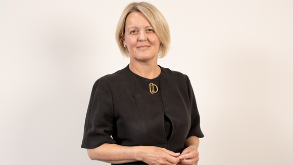New RBS CEO Alison Rose. Photo: RBS