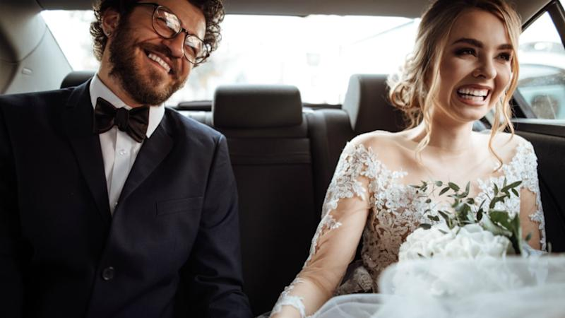 A bride has some thoughts about her husband-to-be's choice of best man. Photo: Getty