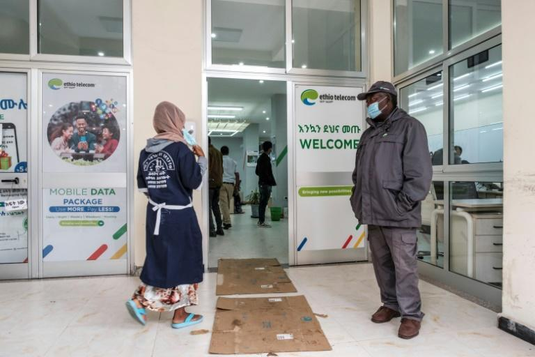 Ethio Telecom launched its own mobile money programme, Telebirr, earlier this month.