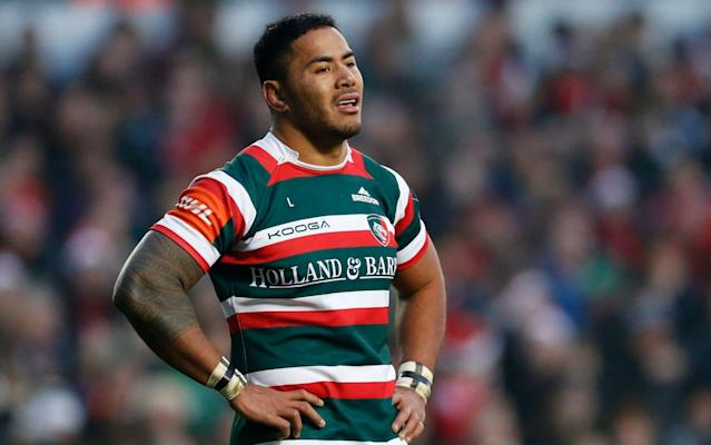 England and Leicester Tigers centre Manu Tuilagi has joined the Pacific Rugby Players Welfare - Reuters