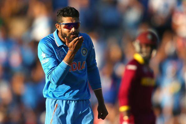 Jadeja can swing the game in India's favour with his all round abilities.