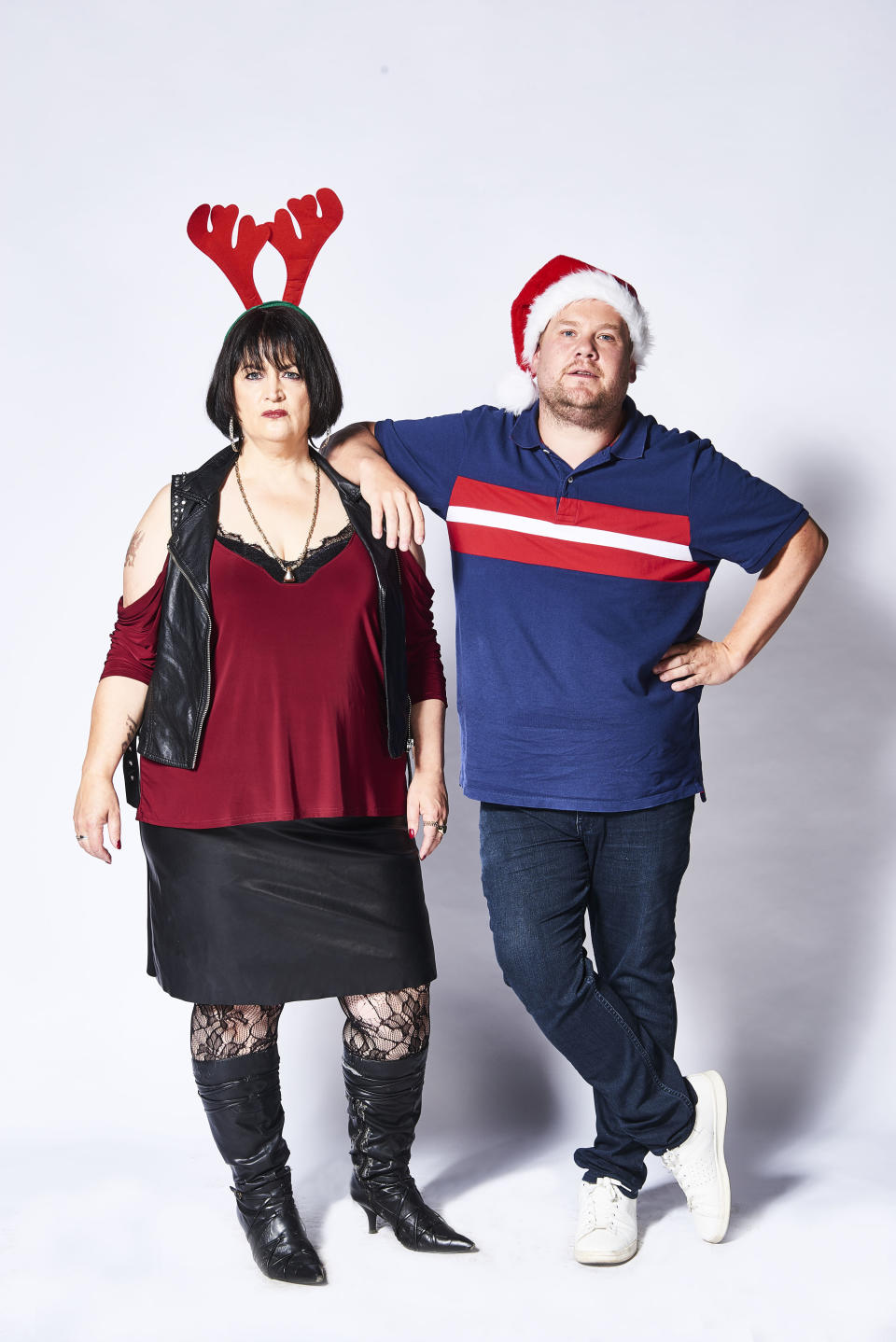 The Christmas special will air on Christmas Day on BBC One at 8.30pm. (BBC/GS TV Productions Ltd/Tom Jackson)