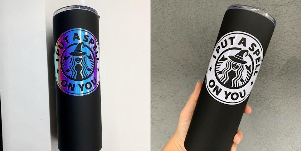 If You Love Starbucks And 'Hocus Pocus,' This Tumbler Is About To Be Your New Obsession