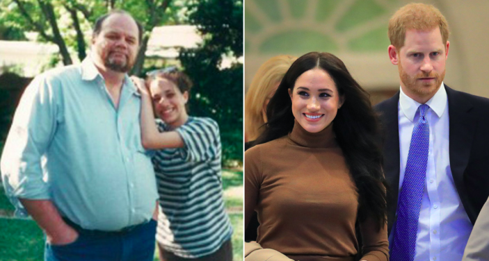 Thomas Markle doesn't think Meghan will ever see him again. (Splash/Getty)