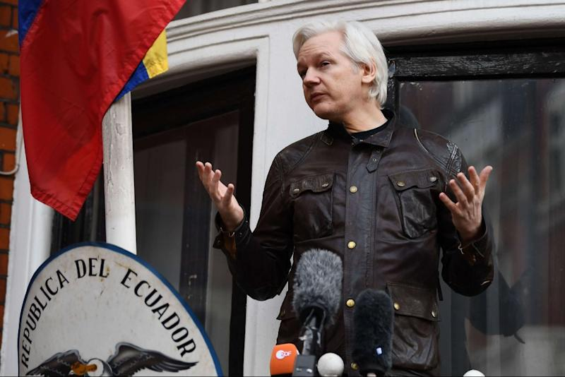 The complexity of the Julian Assange case