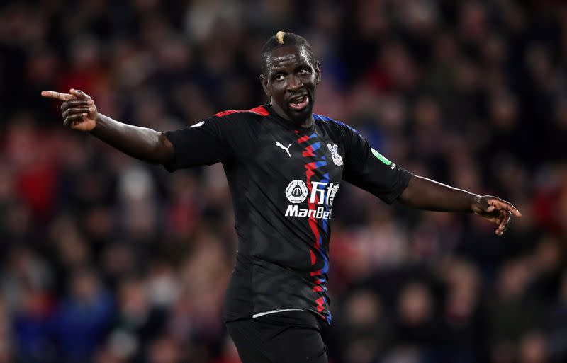 Sakho latest to join growing Palace injury list