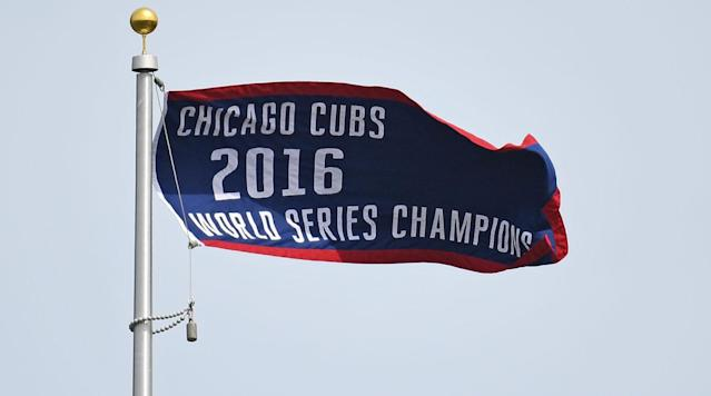 The Cubs organization is asking each player and employee given a World Series Championship ring to sign an agreement reserving the team's right to buy the ring back for $1 if the recipient decides to sell it, the Chicago Sun-Times reports.