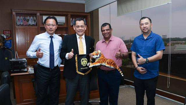 Football Association of Malaysia could soon find themselves a new partner in Air Asia after opening talks were held between both parties.