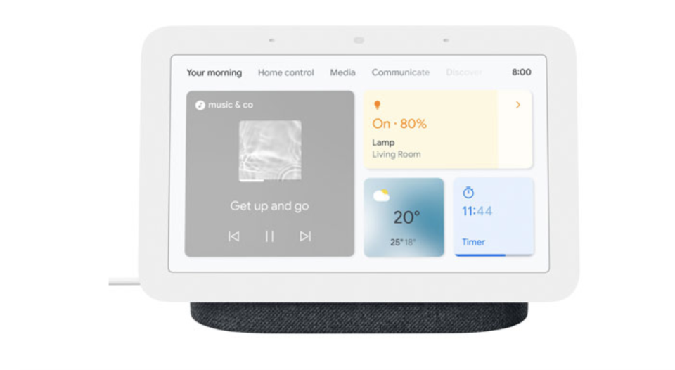 Google Nest Hub (2nd Gen) Smart Display with Google Assistant