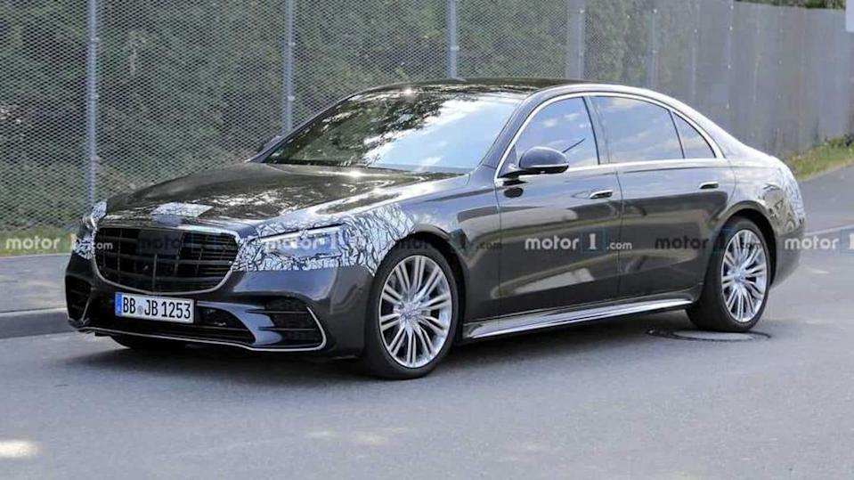 Mercedes-AMG S63 spotted testing for the first time: Details here