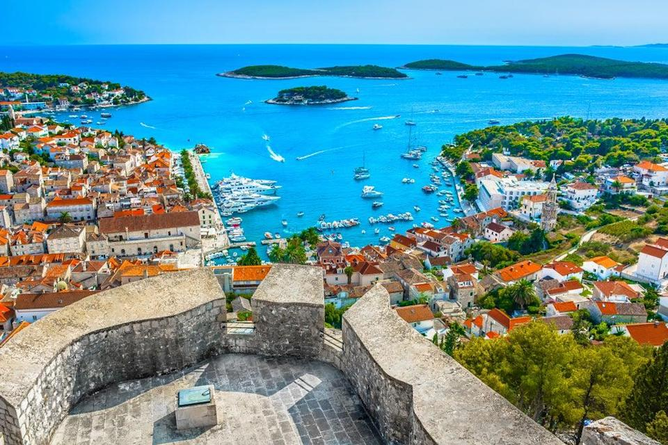 You only need a negative Covid test to get into Croatia (Shutterstock )