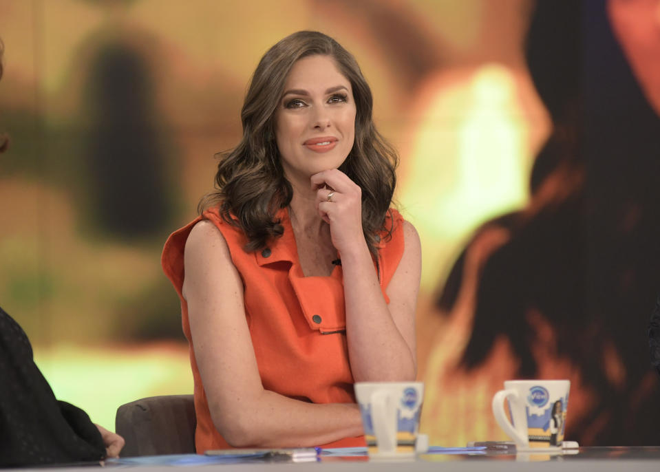 THE VIEW - 1/17/20 - Abby Huntsman's last day as a co-host on