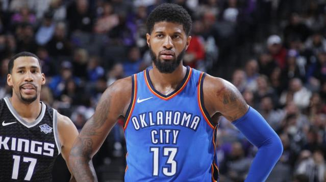Much of the free-agency conversation has been around superstars such as LeBron James and Kevin Durant; but lost in the midst of the discussion is perhaps the biggest X-factor of all: Paul George. The Open Floor crew breaks down PG-13's best fit and which teams he should consider during the...