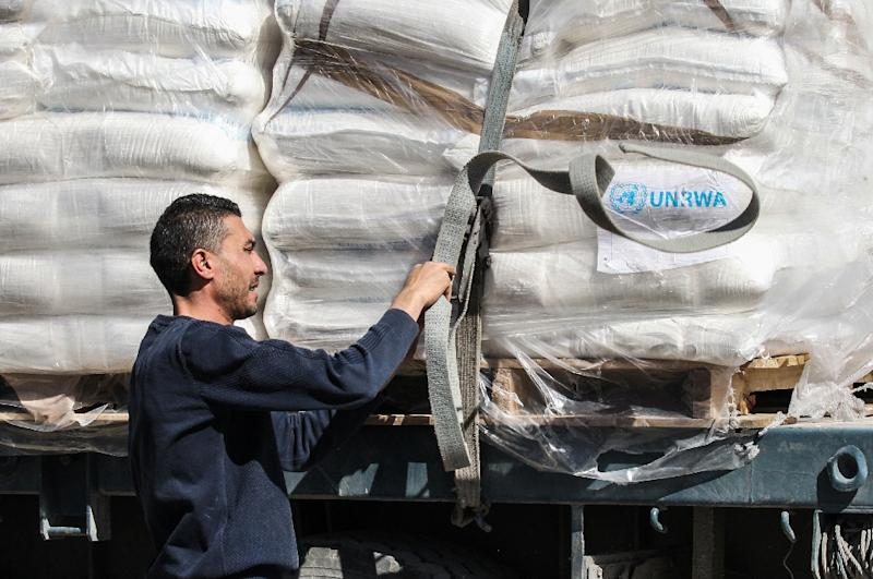 The United States has called for dismantling the United Nations Palestinian refugee agency UNRWA