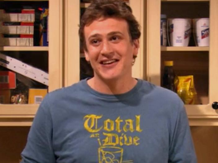 how i met your mother marshall